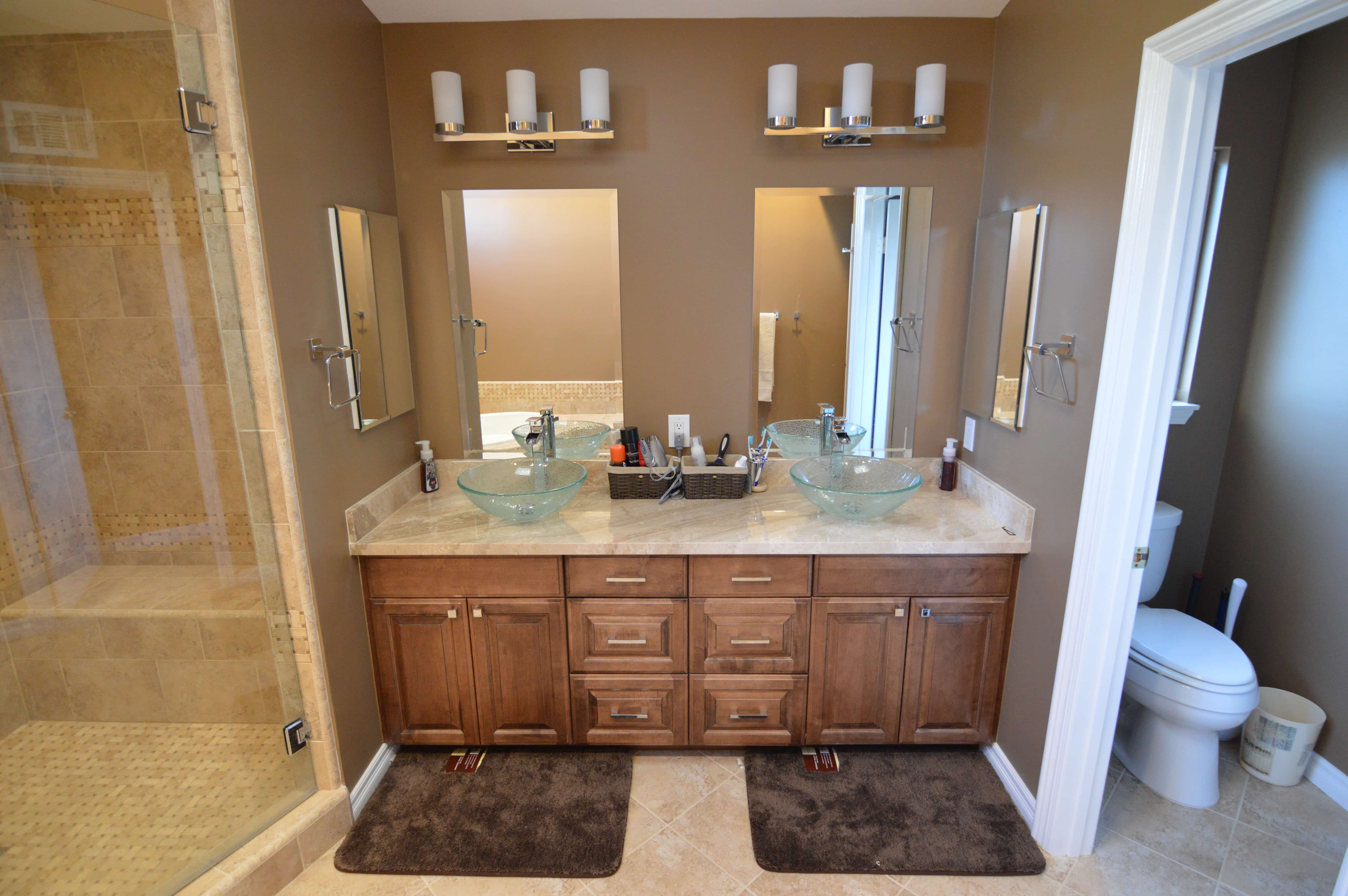 Brea Traditional Master Bathroom Remodel IV – Home Accents