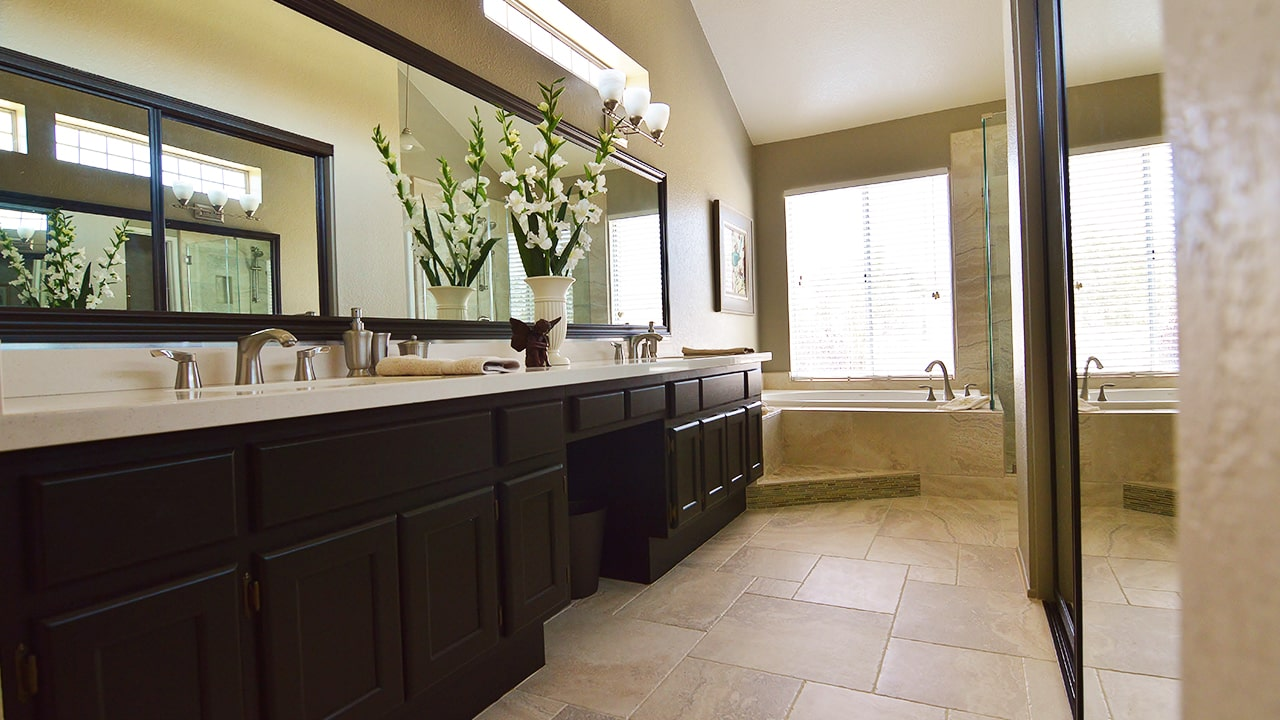Home Accents Full Service Bathroom Remodel Company - Eclectic bathroom designs