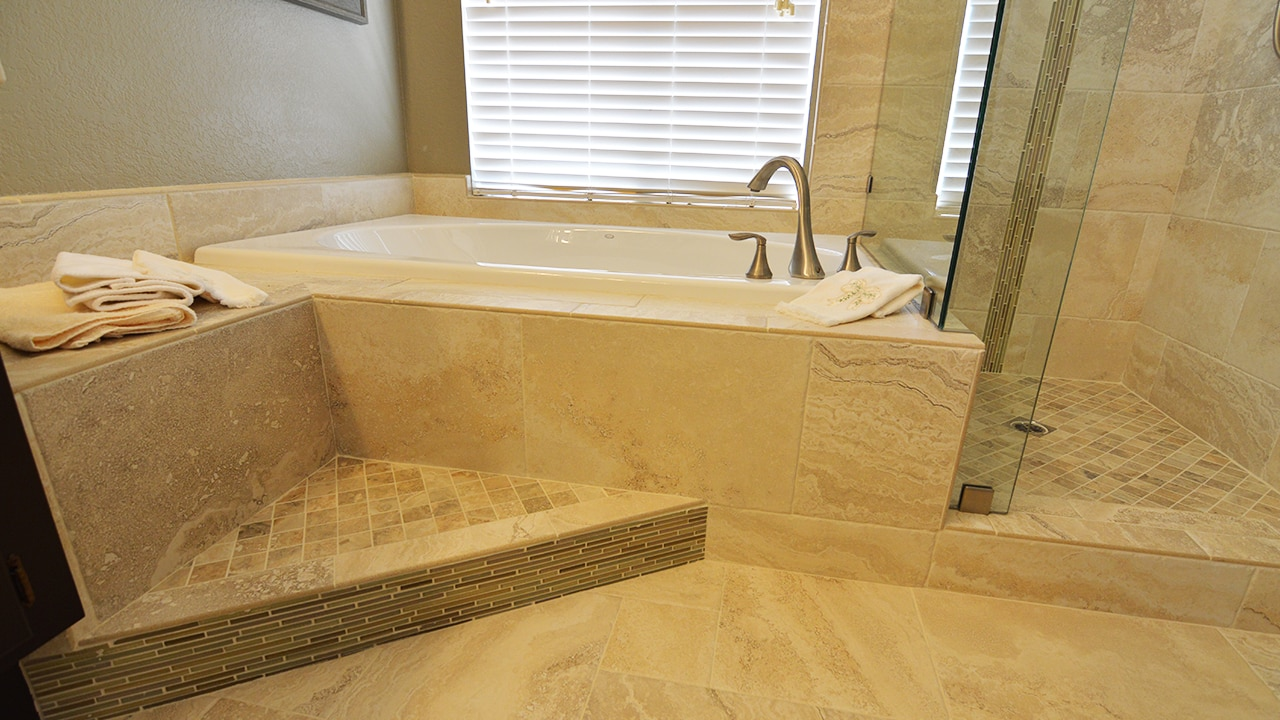 Upland Eclectic Bathroom Remodel Home Accents